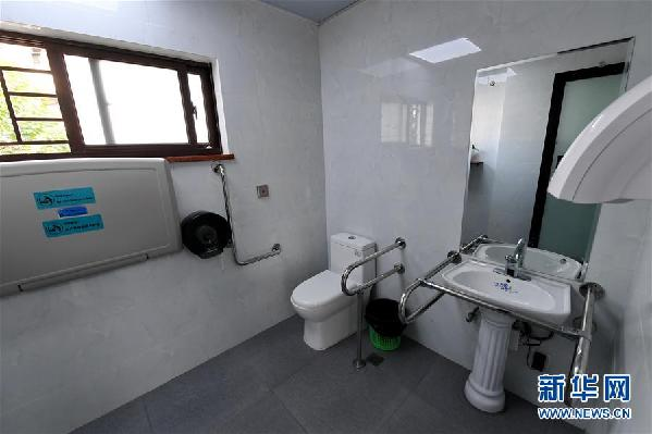 (社会)(2)福州:提升景区公厕建设管理水平