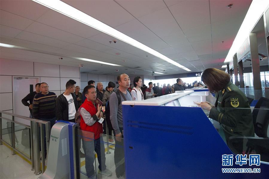 (新华网)(2)银川空港口岸年出入境旅客流量首次突破20万人次