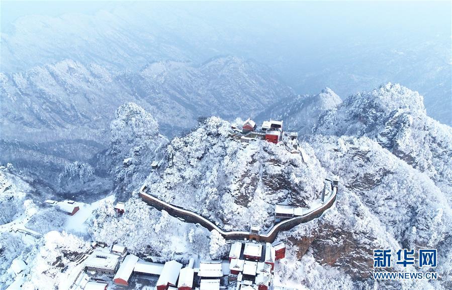 #(环境)(3)雪落武当