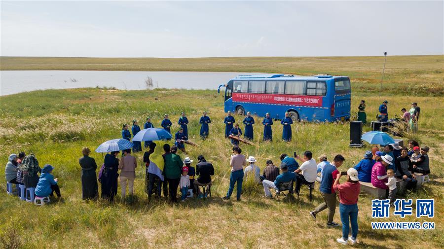 (文化)(2)乌兰牧骑:在蓝天绿草间歌舞
