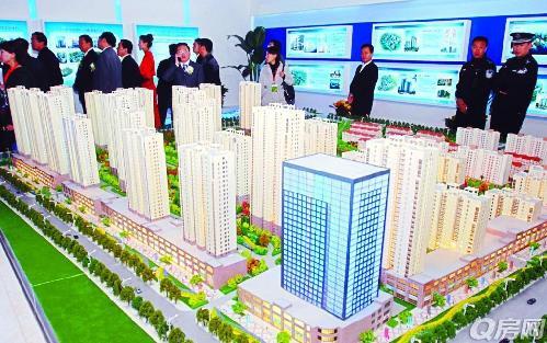 青岛将缩减公租房建设数量