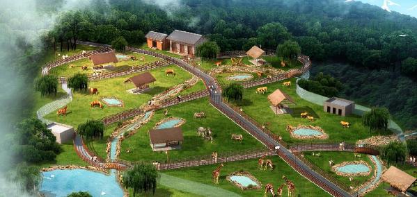 达州要建大型野生动物园