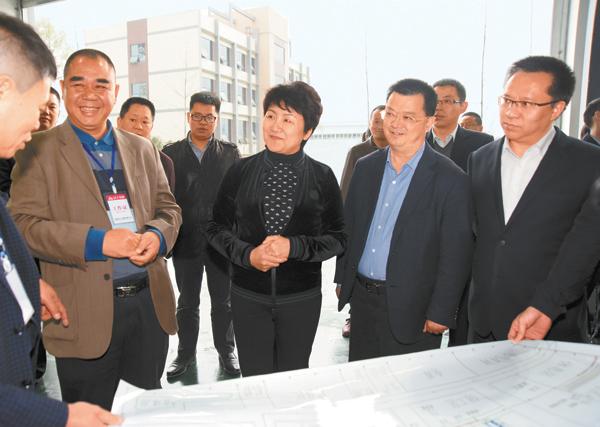 包惠:保持争先状态 提速县域发展