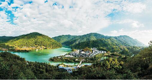 宣汉洋烈入选首批省级森林小镇