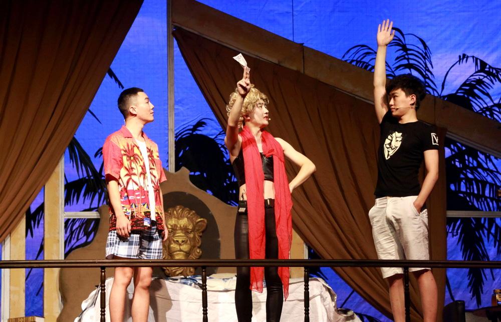 开心舞台剧《李茶的姑妈》8月21日晚爆笑来袭